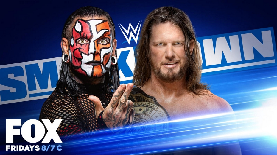 WWE Friday Night SmackDown Preview 8/21/2020