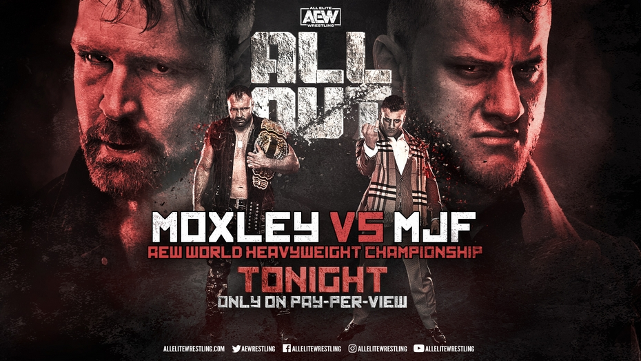 AEW All Out 2020 Preview & Predictions Jon Moxley vs. MJF