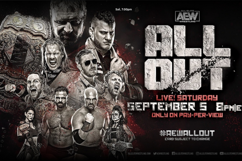 AEW All Out 2020 Recap & Results