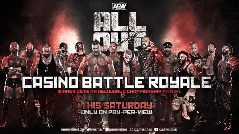 Casino Royale AEW All Out