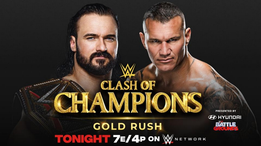 WWE Clash of Champions 2020 Preview & Predictions