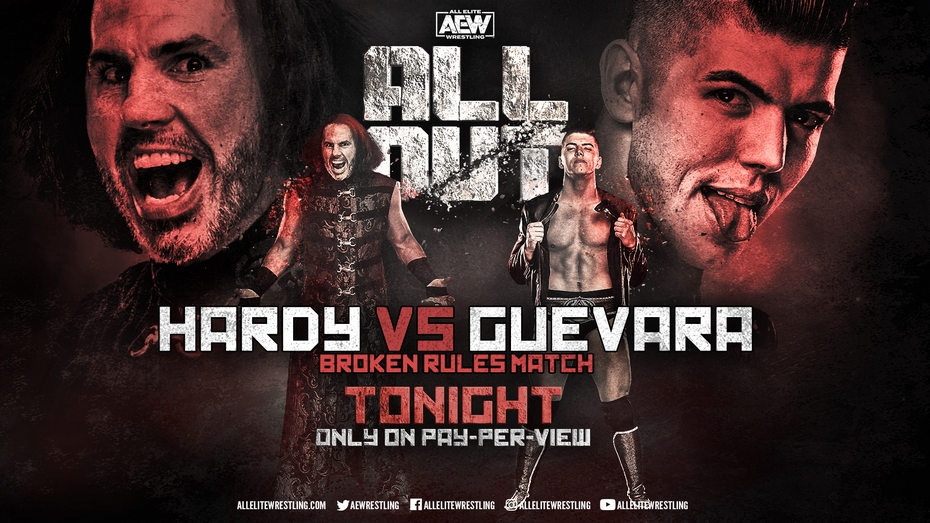 Matt Hardy vs. Sammy Guevara