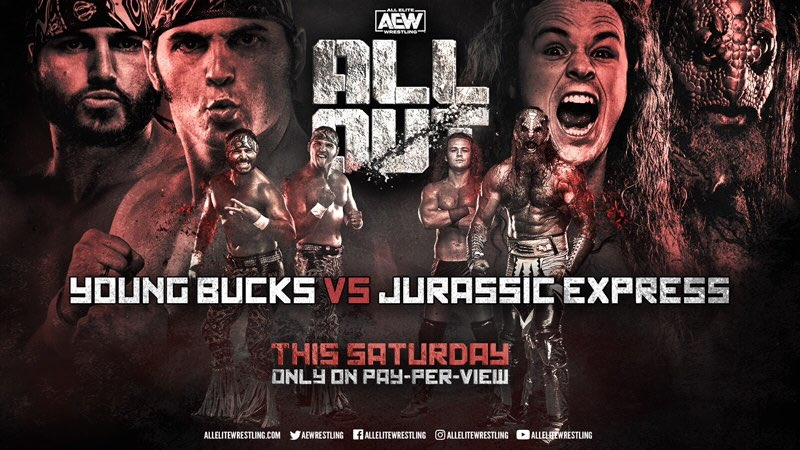 Young Bucks vs. Jurassic Express