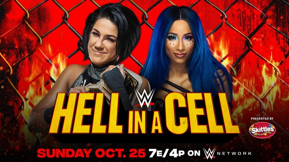 WWE Hell In A Cell 2020 Preview & Predictions Sasha Banks vs. Bayley