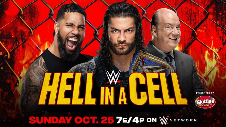 WWE Hell In A Cell 2020 Recap & Results Roman Reigns vs Jey Uso