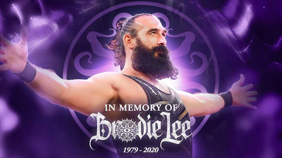 The Brodie Lee Tribute Show AEW Dynamite